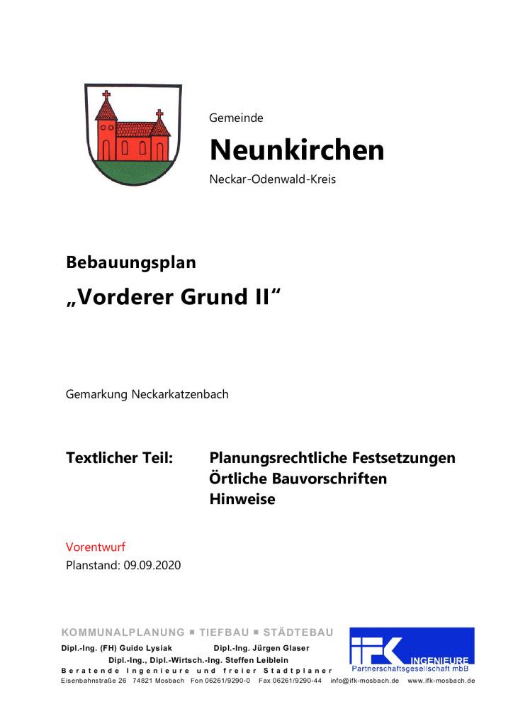 thumbnail of 3420 – BP Vorderer Grund II – Anlage 2b – textl. Teil