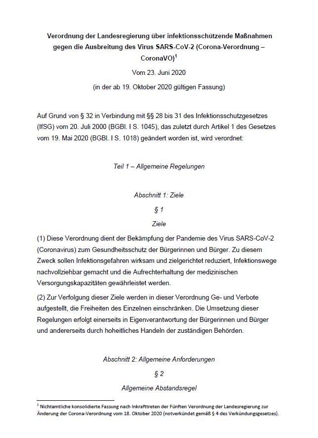 thumbnail of 2020-10-18_Fuenfte_VO_der_LReg_zur_Aenderung_der_CoronaVO