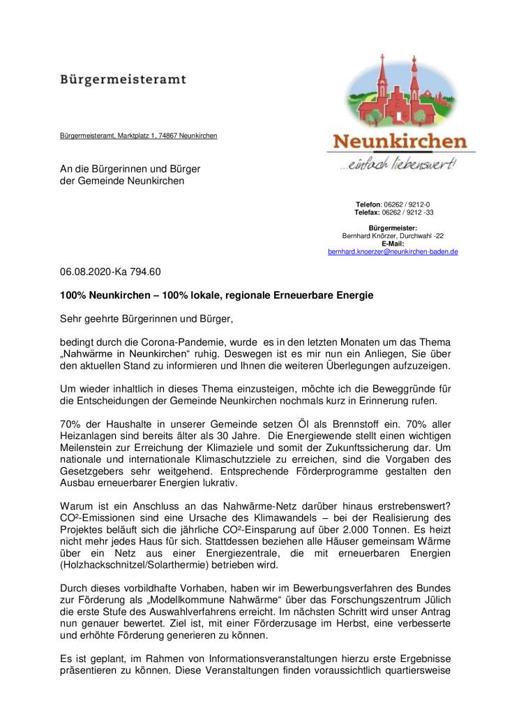 thumbnail of Nahwaerme_Schreiben_Buergermeister_August_2020_S.1